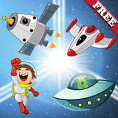 Space Puzzles for Toddlers and Kids : Discover the galaxy ! Educational Puzzle Games FREE