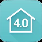 LG Home & app drawer