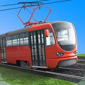 Tram Sim 3D